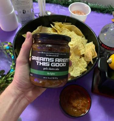 Dreams Aren't This Good - A New Salsa Brand with NYC Roots