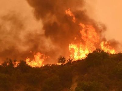 California fire department says Verizon throttled its 'unlimited' data during wildfire