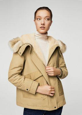 Mad Deals Of The Day: 50% Off A Cozy Parka At Mango And More