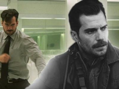 Henry Cavill Shows How to Reload Your Arm Guns Mission: Impossible Style
