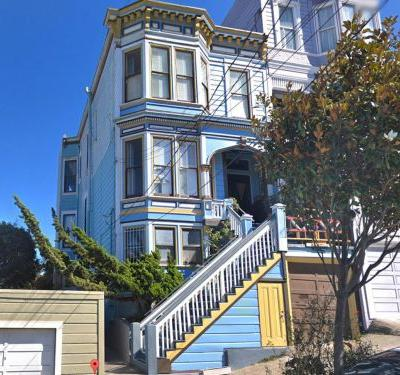 San Francisco's housing market is so competitive that this home, the inside of which was ravaged by a fire, sold for $2 million