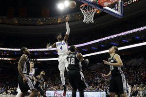 AP Source: Mavs get Noel from Sixers; Deron Williams waived