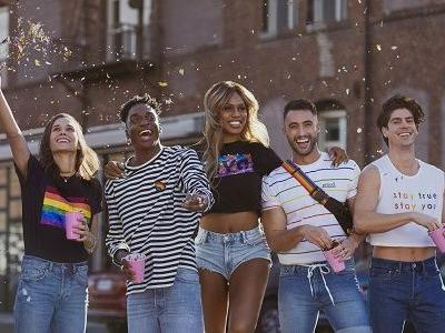 H&M second collection in support of LGBTQI+ starring Laverne Cox
