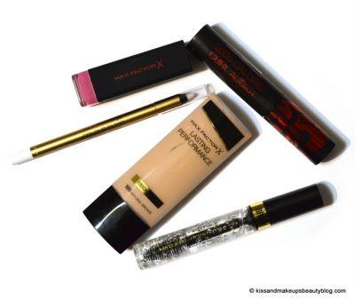 Review | Max Factor Spring 2017