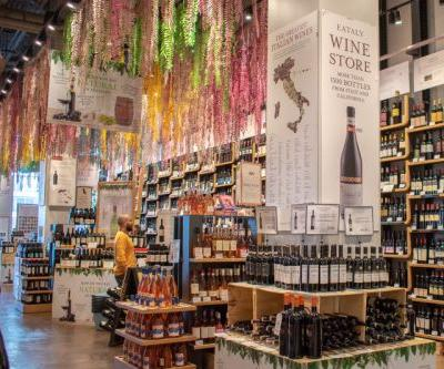 Vino Day at Eataly L.A