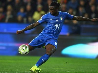 Juventus and Italy starlet Kean ready to break records after first Azzurri goal