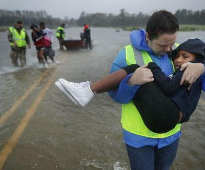 Hurricane Florence is bringing torrential rain, wind, and 6-foot floods to the Carolinas. Here's how you can help the victims