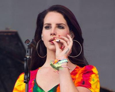"Listen to Lana Del Rey's Drifting New Single, ""Mariners Apartment Complex"""