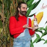 "Jonathan Van Ness Reveals This ""Gorgeous Vodka"" as His Go-To Drink For the Season"