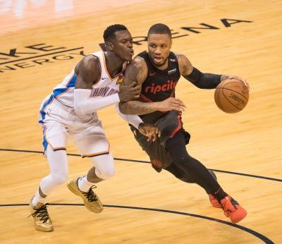 Damian Lillard sparks Blazers past Thunder as Russell Westbrook struggles