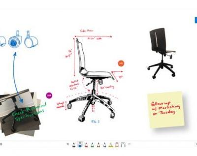 Microsoft Whiteboard public preview spruces up collaboration