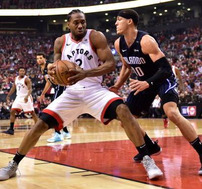 Raptors rout Magic in Game 2, record largest playoff victory in franchise history