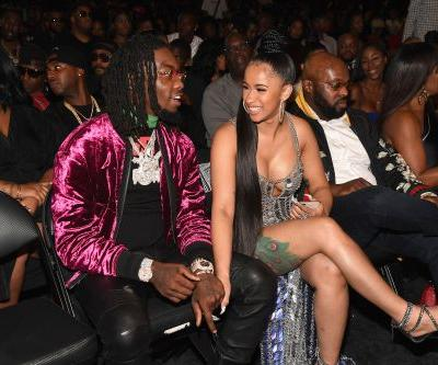 """Cardi B Defends Offset's Homophobic Lyric: """"Our Schools Never Teach Us That These Are Bad Words"""""""