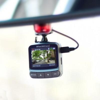 Record everything on the road with up to 32% off WheelWitness dash cams