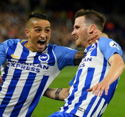 Brighton and Hove Albion 1 Manchester United 0: Gross secures survival