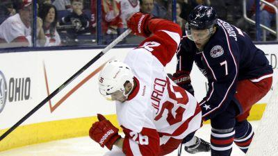 Red Wings trade Tomas Jurco to Blackhawks for third-round pick