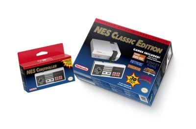 Jan. 2017 NPD - NES Classic Edition was the month's third-best selling console, outsold Wii U