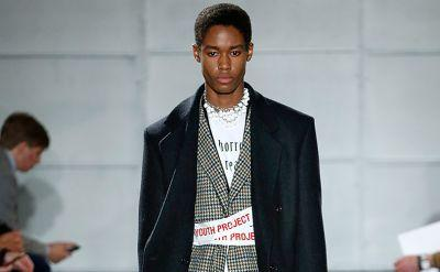 Raf Simons takes Manhattan