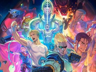 The Capcom Beat Em Up Bundle is finally available on PC
