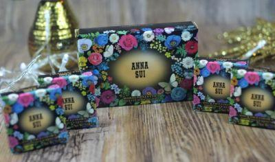 Anna Sui 2016 New Make Up Palette and Eye Colour Refills Haul