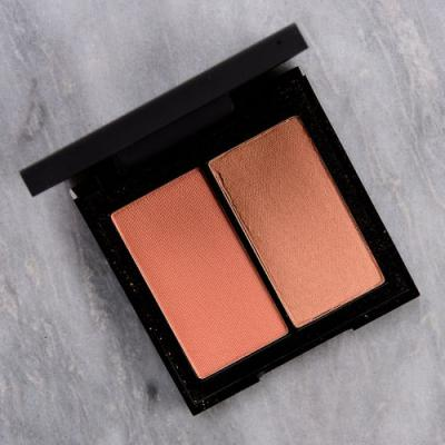 Kosas Papaya 1972 Color & Light Pressed Palette Review & Swatches
