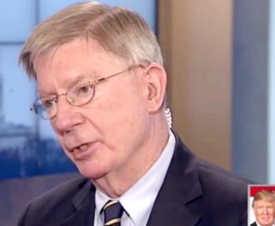George Will Twists the Knife in Blistering Column on 'Horrifying' Mike Pence: It's 'Groveling as Governing'