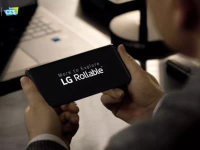 LG's Rollable Smartphone Has Been Put On Hold