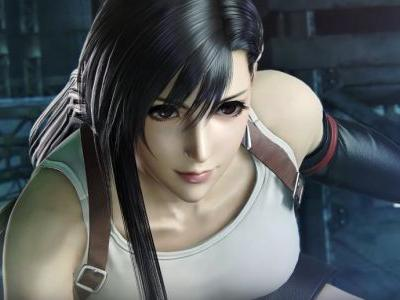Tifa Lockheart will crack knuckles/heads in Dissidia Final Fantasy