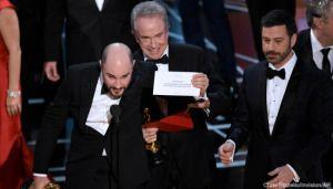 Firm says several mistakes caused Oscars best picture gaffe