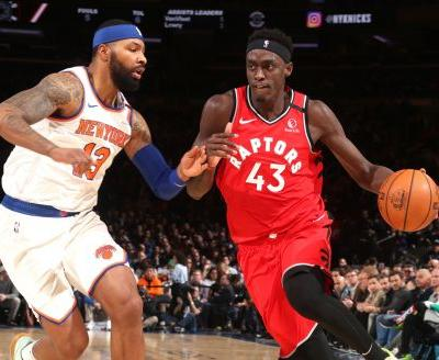 Pascal Siakam growth highlights everything Knicks are missing