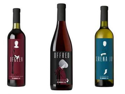 In Today's Dystopian News, The Handmaid's Tale Launches Branded Wines