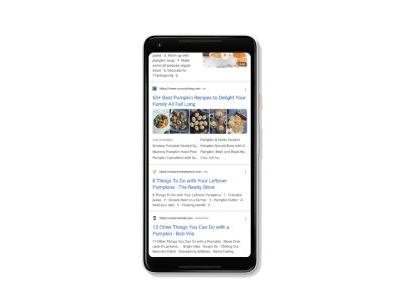 Google brings continuous scrolling to Search on your smartphone