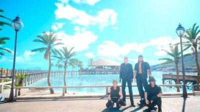 Final Fantasy 15 Will Be Getting A New Game Plus