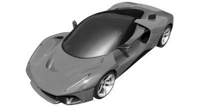 New Ferrari Patents Could Be For One-Off Custom LaFerrari SP