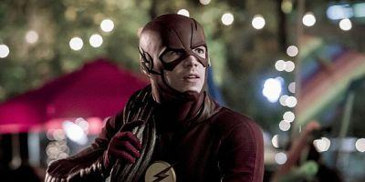 Check Out The First Look At The Flash's New Gorilla Character