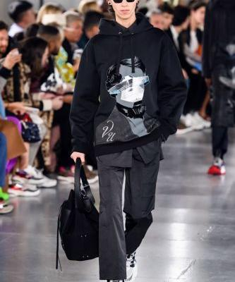 Valentino Delivers Spacey Style with Fall '19 Collection