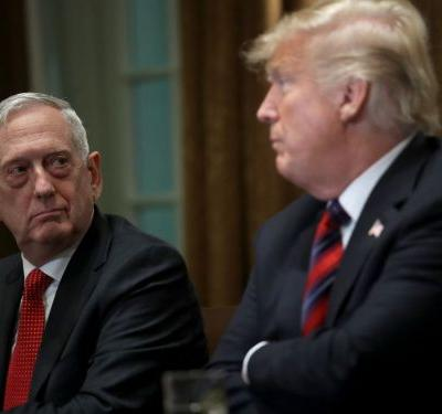 Trump reportedly told the Pentagon to increase the defense budget to $750 billion after saying he would cut spending by 5%