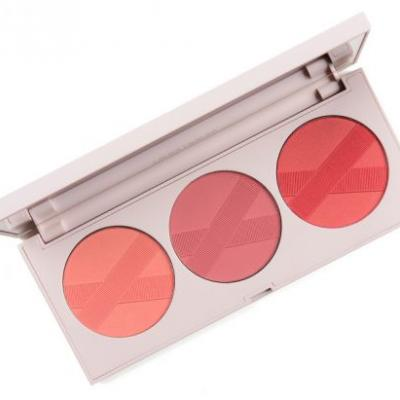 Laura Mercier Standing Ovation Cheek Palette Review & Swatches