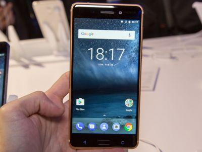 Nokia 6 hands on: A metal phone with stock Android?! Someone is listening!