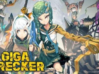 Game Freak-Developed Action Platformer Giga Wrecker Alt Releasing Soon On Switch