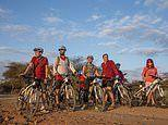 The inside story on cycling safaris in Africa