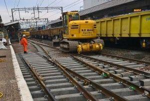 Major Rail Upgrades Completed at Colchester To Make Main Line Services More Reliable