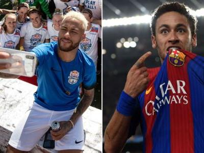 Toe Poke Daily: Neymar says Barca comeback vs. PSG is his best football memory