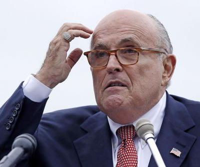 Giuliani briefly accuses Mueller team of coming 'close to torturing people'