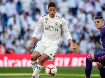 Man United target Varane considering Real Madrid future - sources