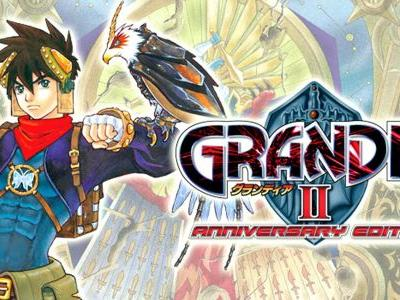 Grandia HD Collection Announced, Features Widescreen Support and Japanese Audio