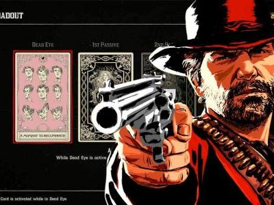 Red Dead Online Ability Cards Guide: Dead Eye & Passive Explained