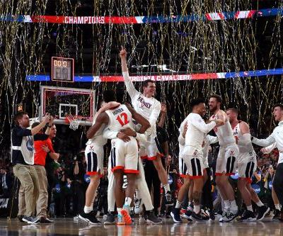 Virginia's NCAA-winning basketball team declines White House invitation