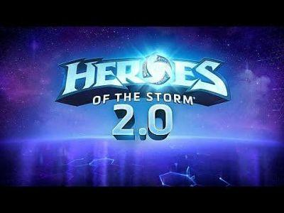 Blizzard Announces Heroes of the Storm 2.0; Beta Begins Today