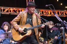 Neil Young Says He's Releasing 'Four or Five' Unheard Crazy Horse Albums & Trans Animated Film